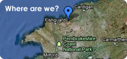 Google map - where we are